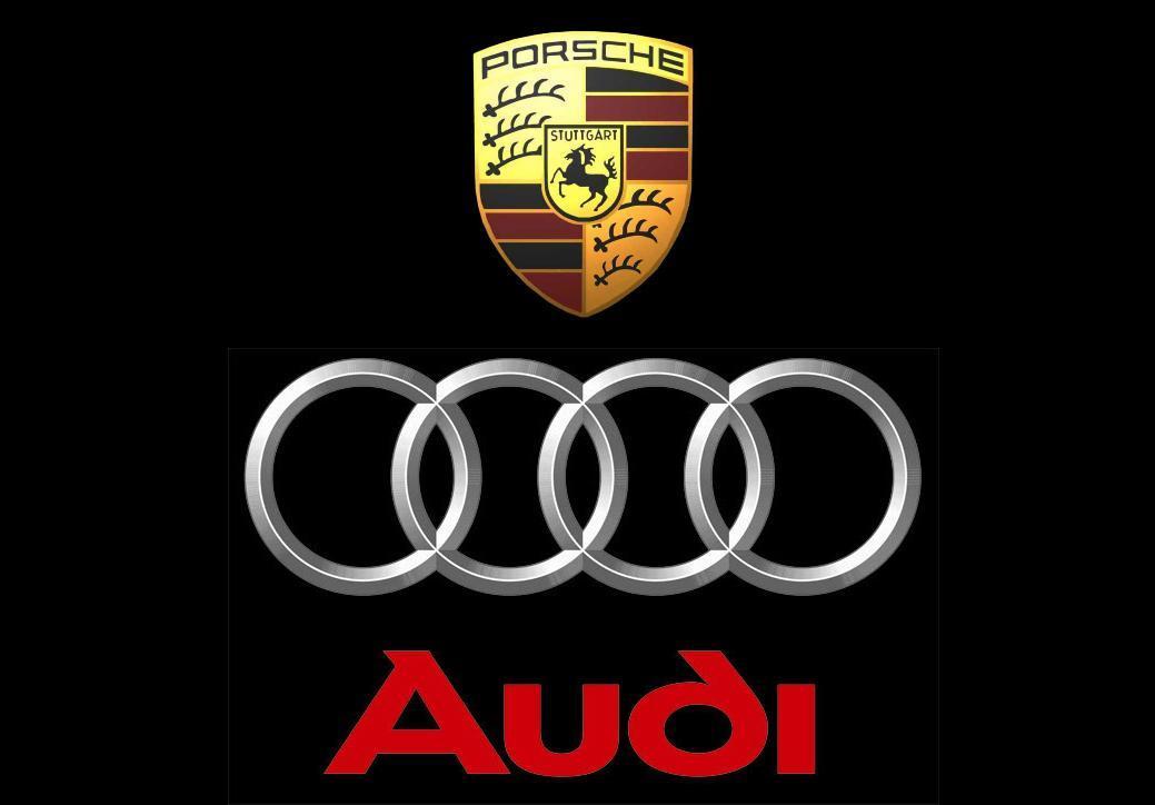 Logo de Porsche Audi