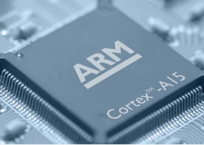 Procesador con tecnología ARM