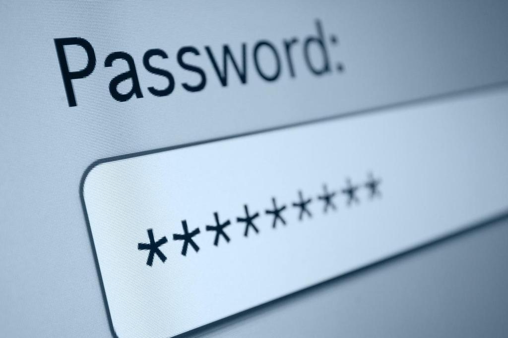 password para Proteger PC