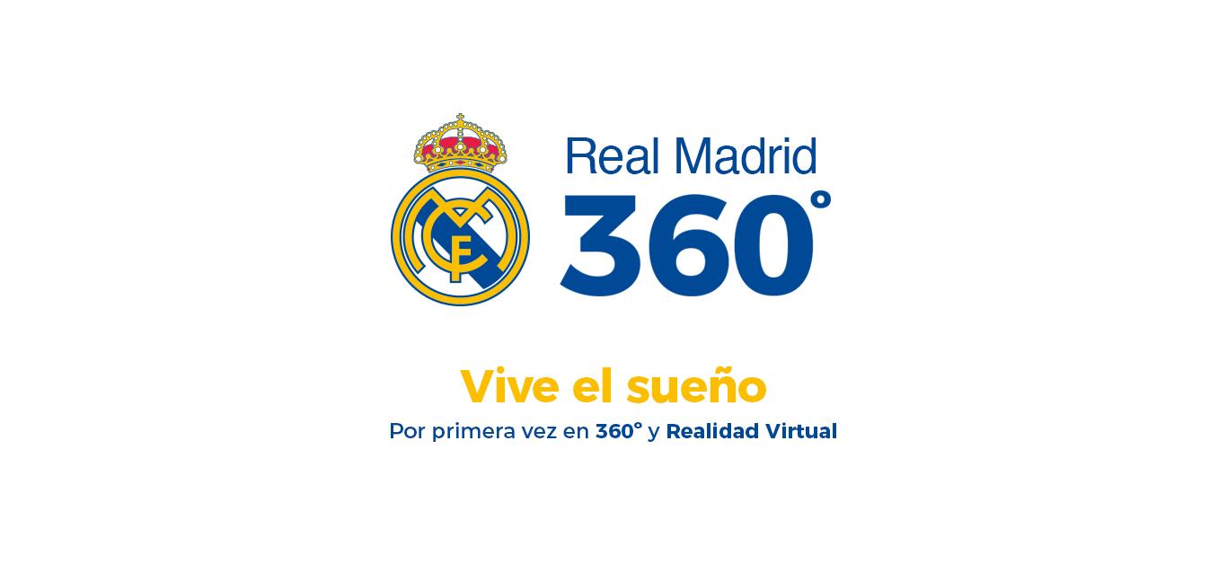 Real Madrid en 360 grados