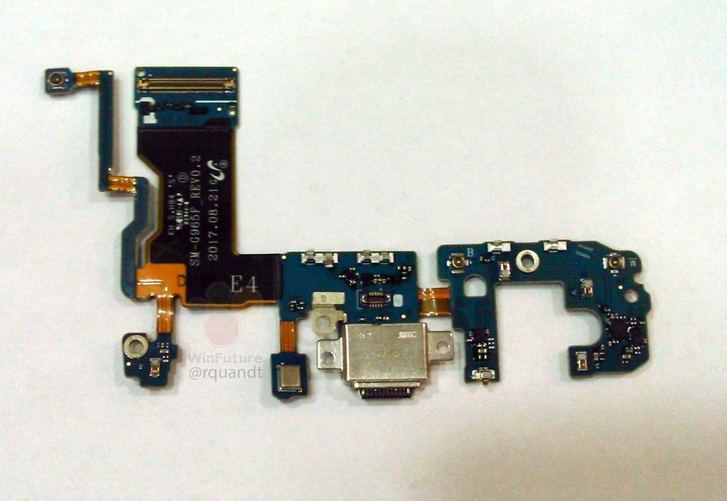 Puerto USB Tipo C samsung Galaxy S9