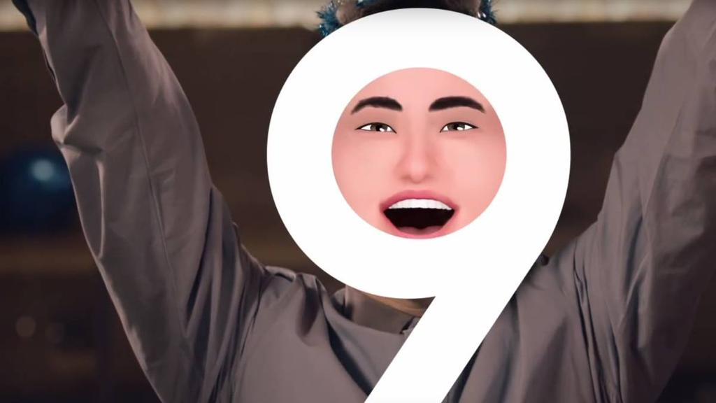 Animojis en el Samsung Galaxy S9