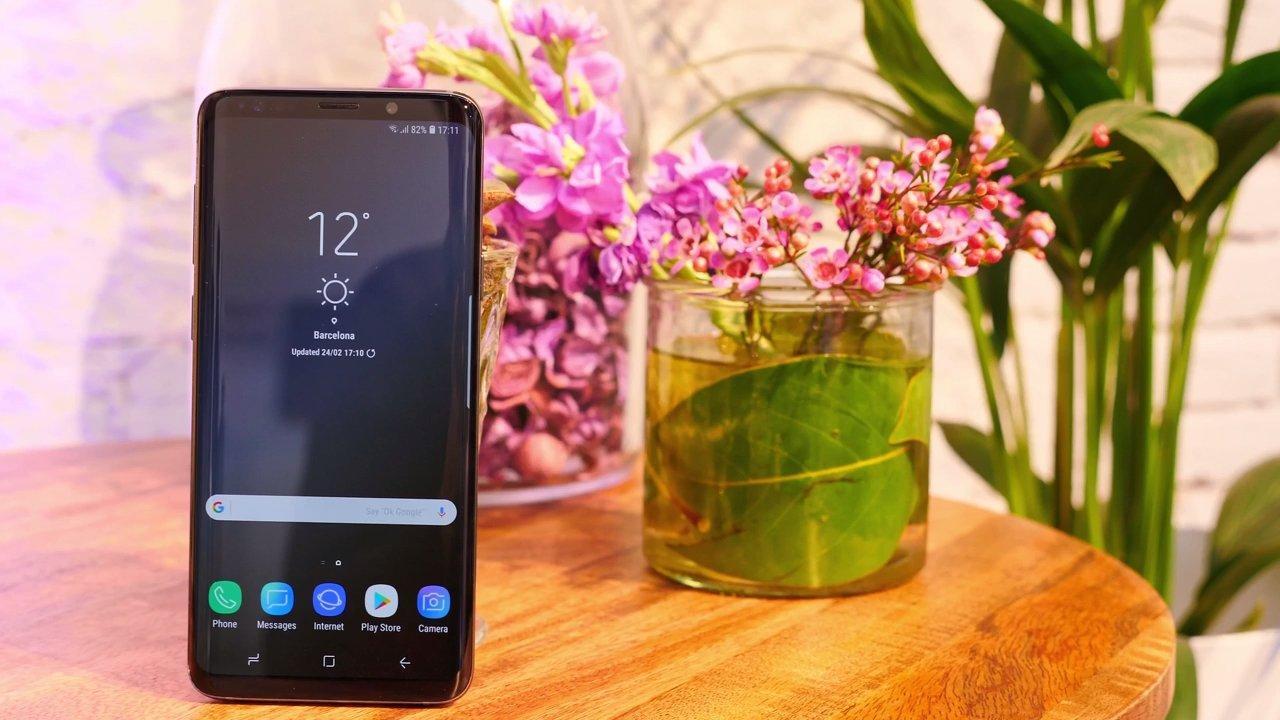 Teléfono Samsung Galaxy S9