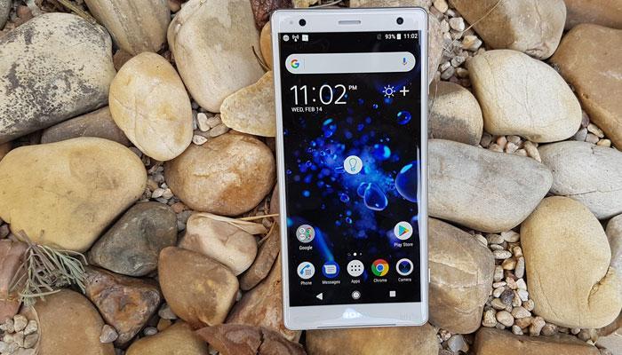 Teléfono Sony Xperia XZ2