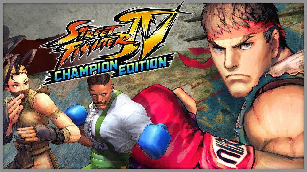 Portada de Street Fighter para Android