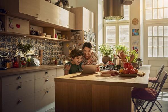 V-Home de Samsung y Vodafone