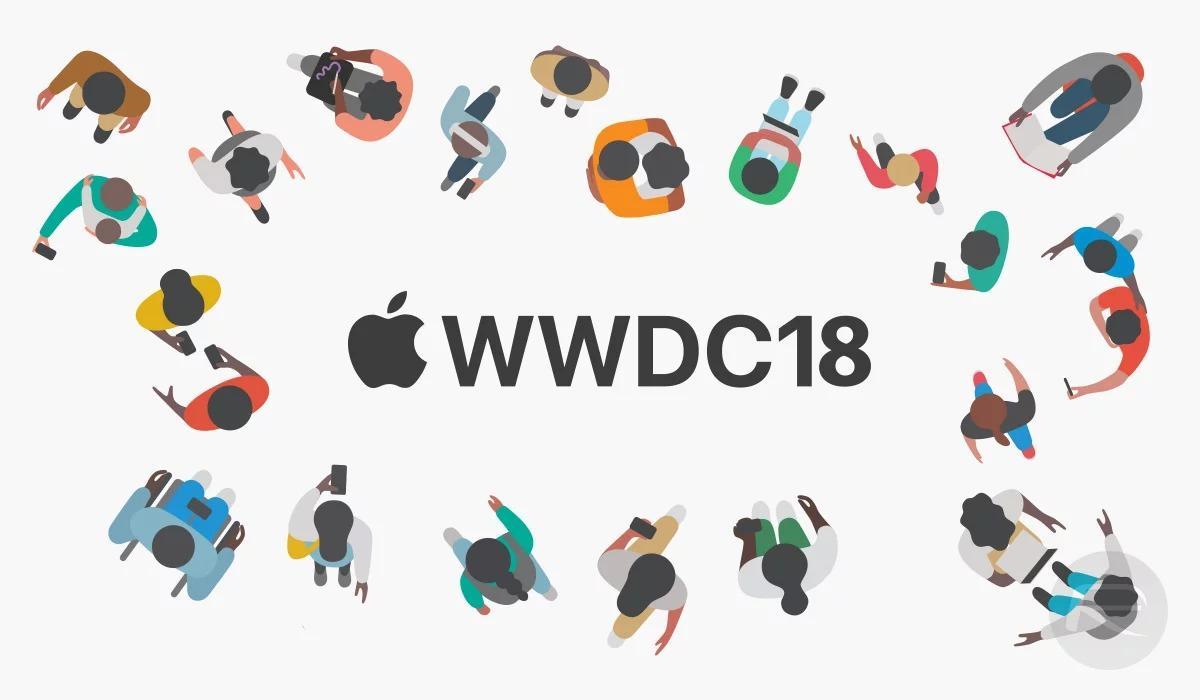 Evento WWDC 2018