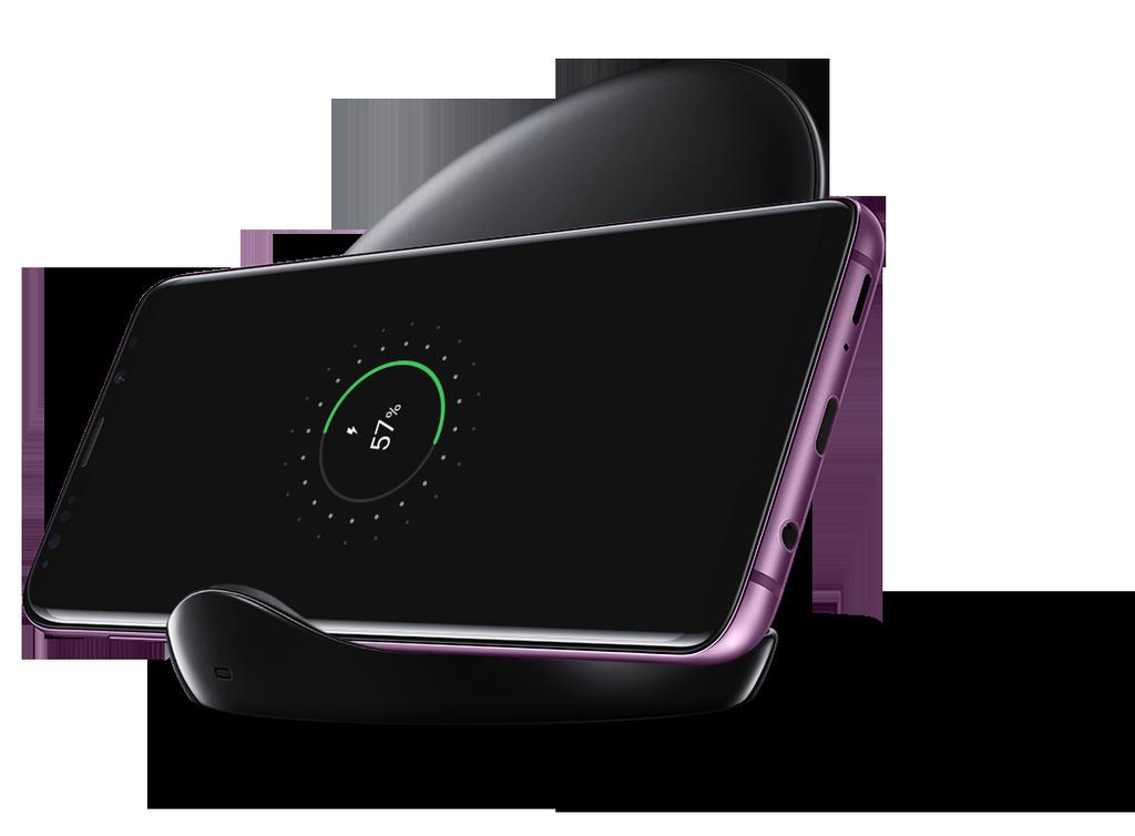 Cargador inalámbrico Samsung Galaxy S9