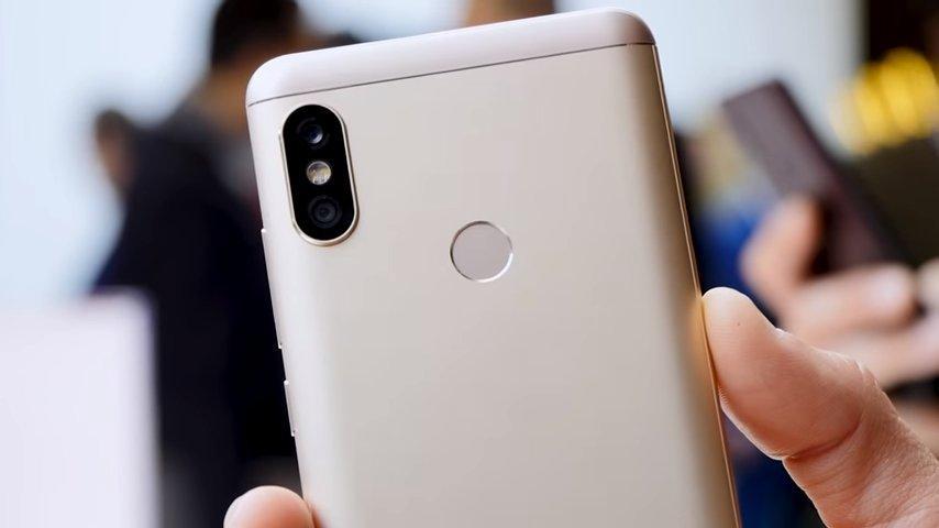 Cámara del Xiaomi Redmi Note 5 Pro