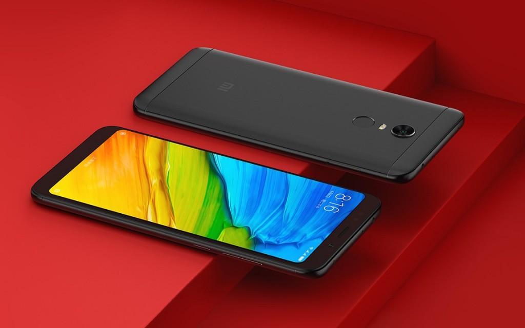 Diseño del Xiaomi Redmi Note 5