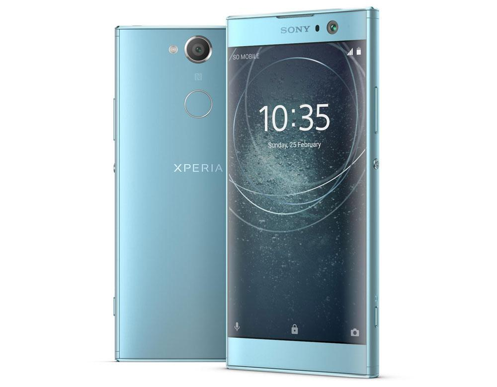 Sony Xperia XA2 colore azul