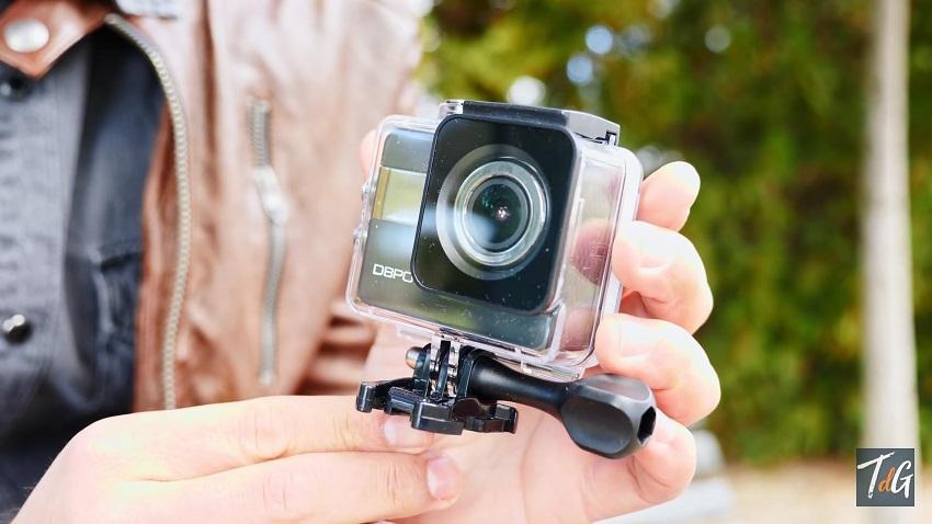 cámara de acción barata