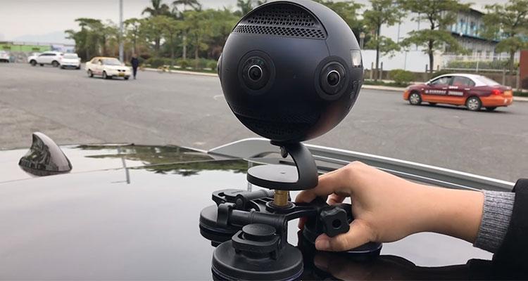 contribuir a Street View