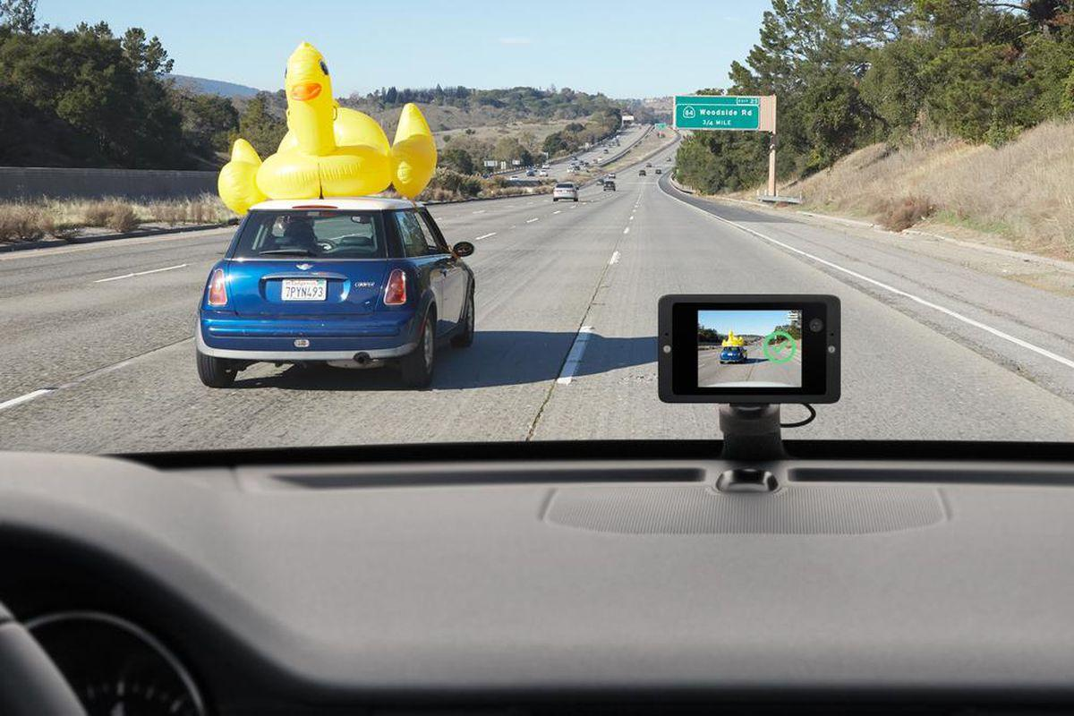 dashcam Owl Car Cam