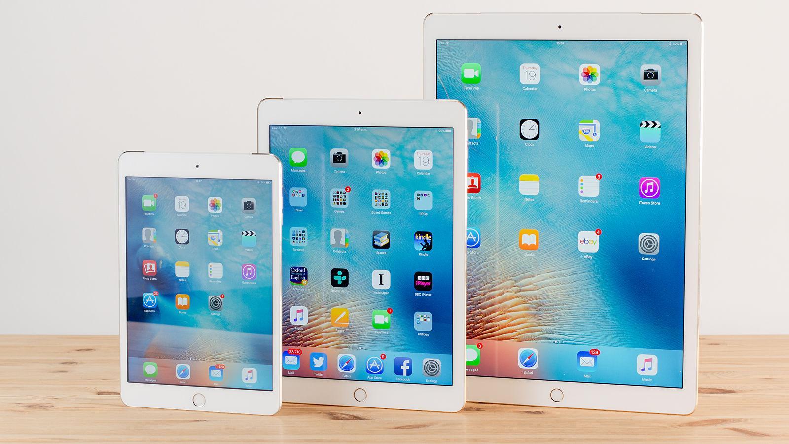 iPad barato de 2016