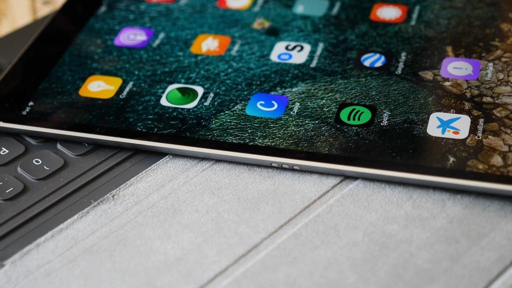 iPad barato 2016 de lado