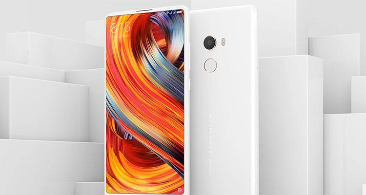 características del Xiaomi Mi Mix 2S
