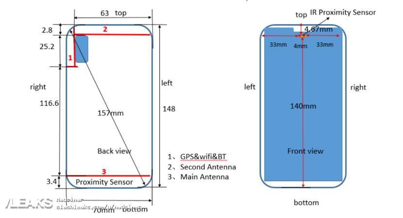 características del Huawei P20 Lite