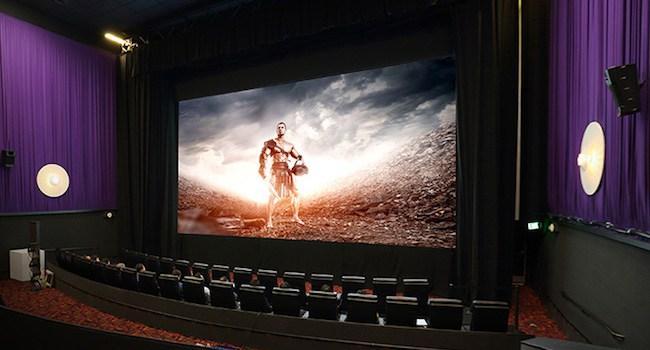 pantalla de cine