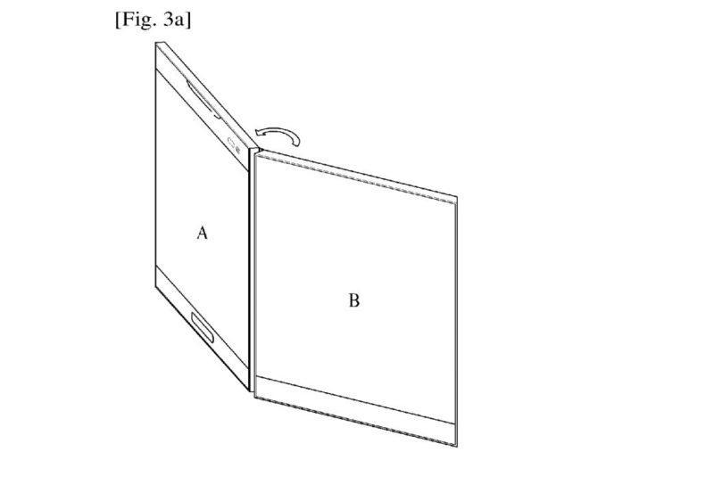 smartphone con pantallas flexibles de LG