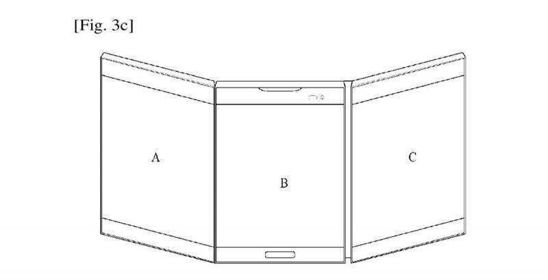 pantallas flexibles de LG