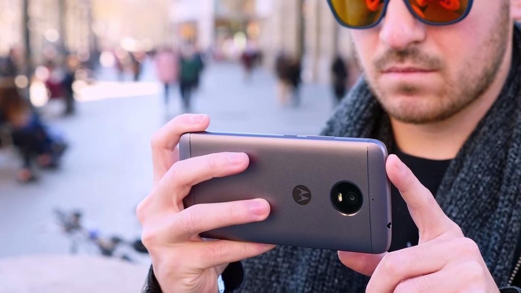 Uso del Motorola Moto E4 Plus