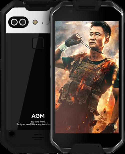 Posible diseño del teléfono AGM X3