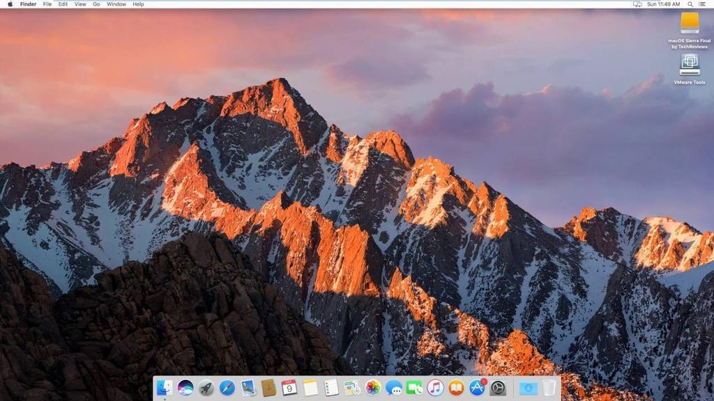 Actualizar un Mac