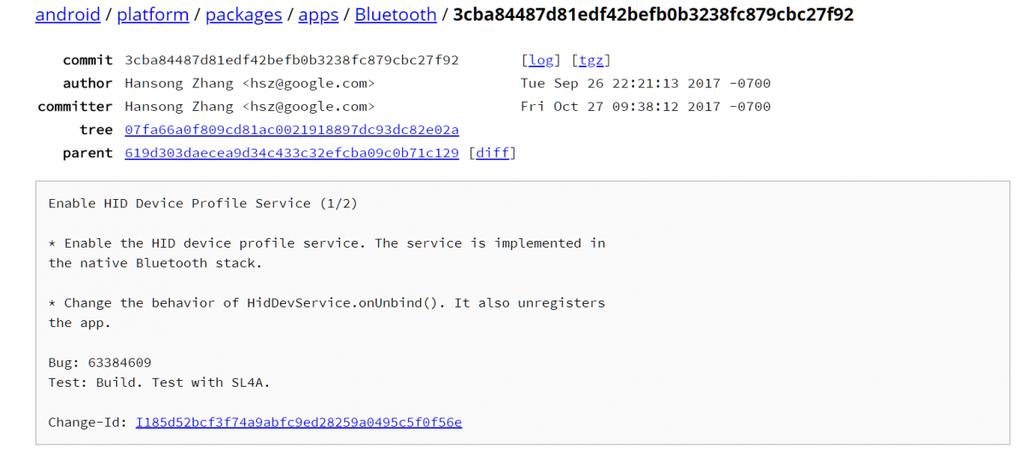 Uso de Android P como teclado y ratón