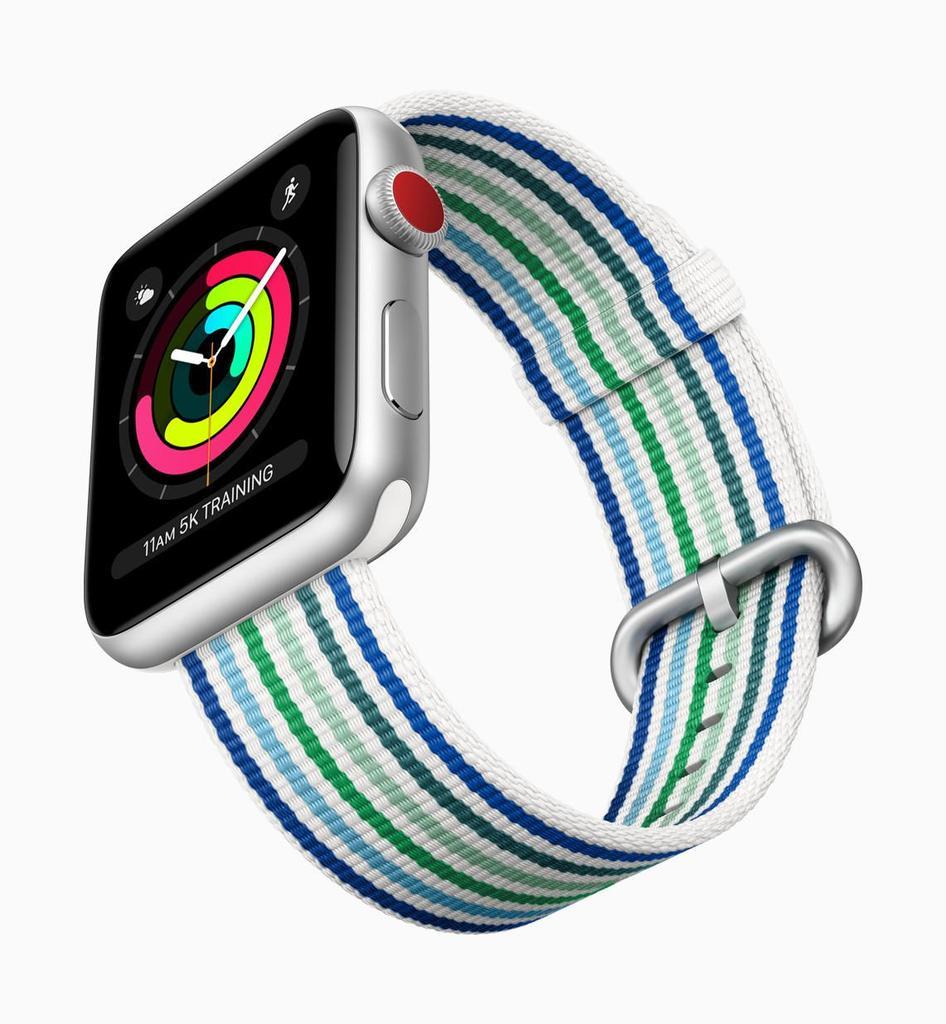 Nueva correa para el Apple Watch
