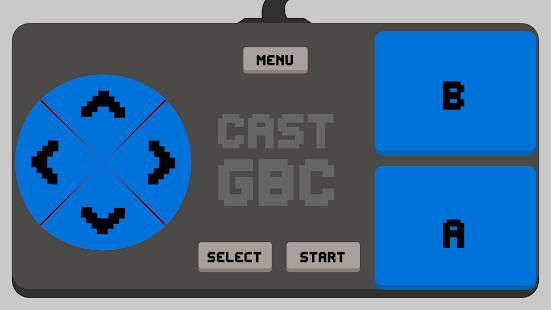 Aplicación CastGBC - Chromecast Games
