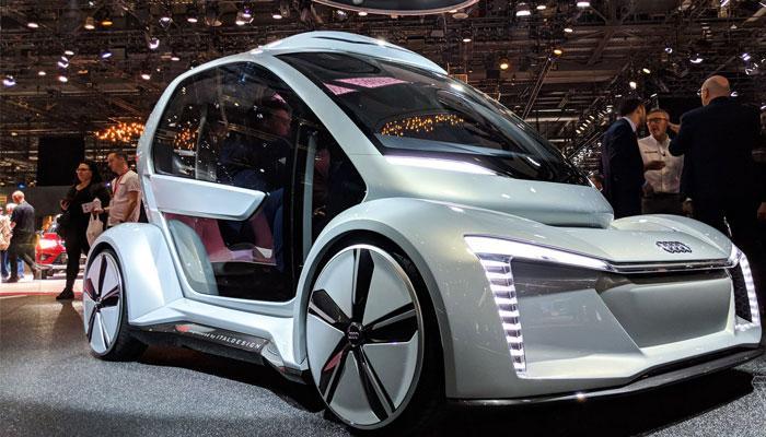 prototipo coche Airbus Pop.Up