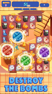 Juego Connect - Cats Adventure