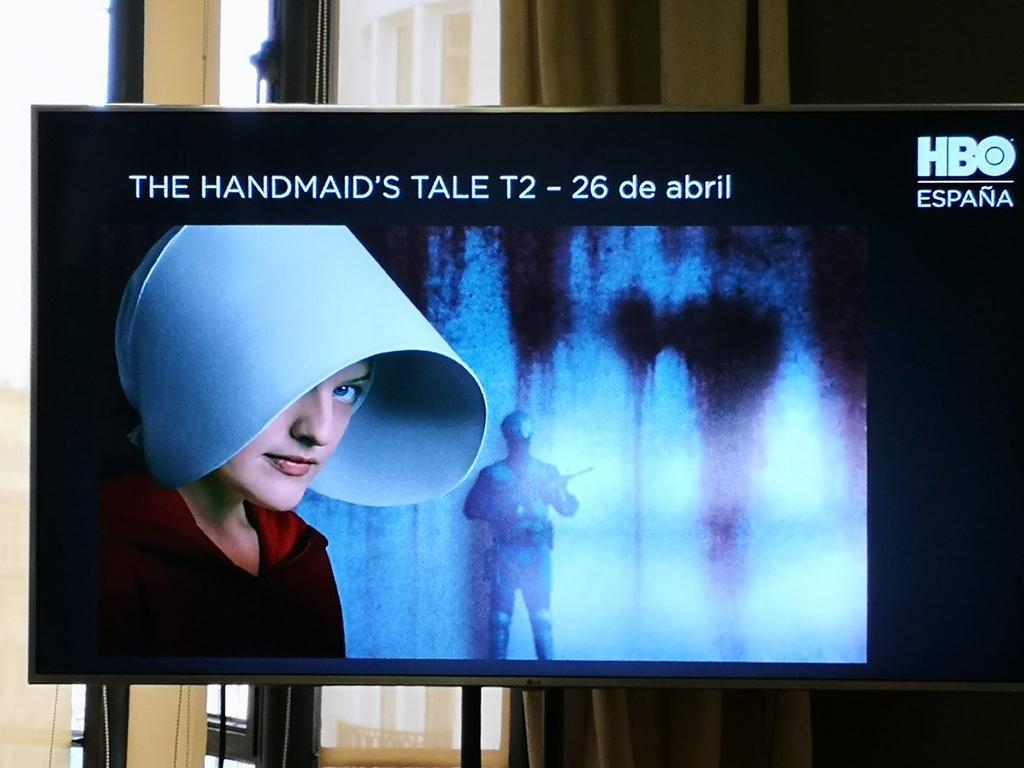 Serie El cuento de la criada en HBO España