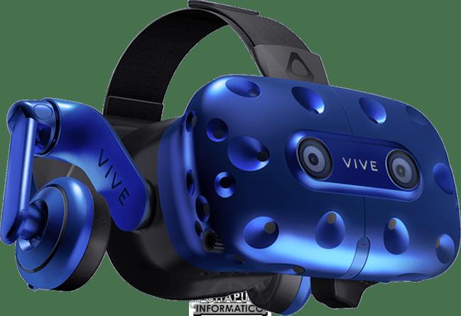 Nuevas gafas HTC Vive Pro