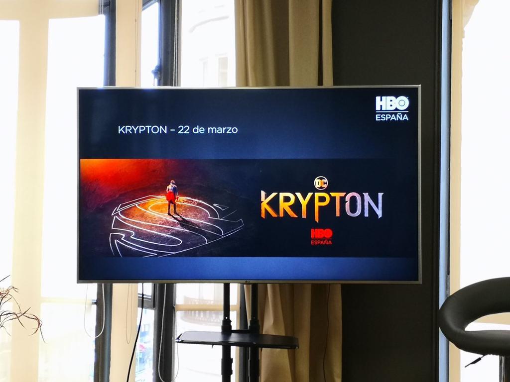 Serie Krypton en HBO España