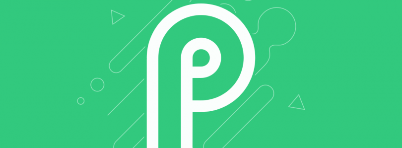 Logotipo de Android P