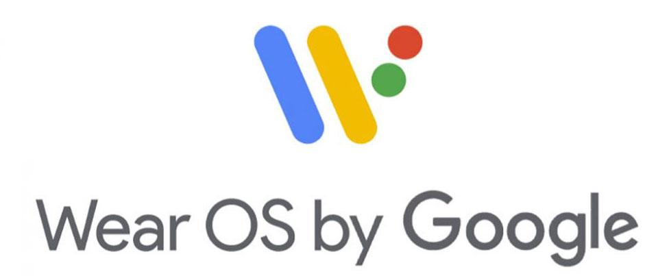 Logotipo de Wear OS de Google