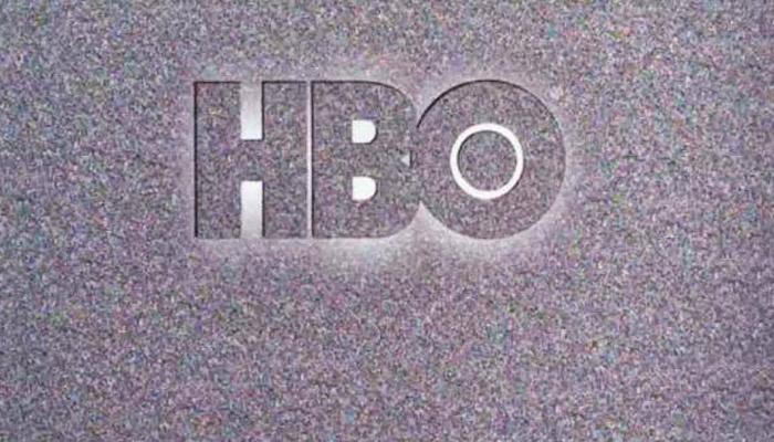 logotipo de HBO con fondo gris