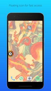 Aplicación Screenshot Pro 2
