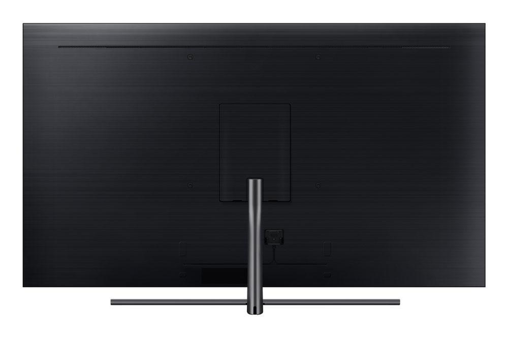 Imagen trasera nuevos QLED de Samsung