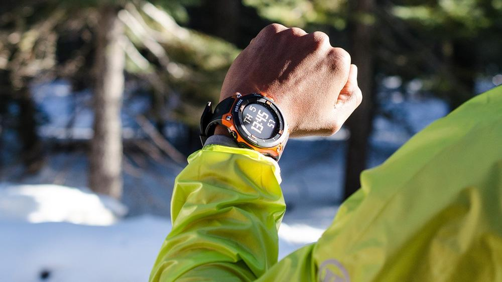 Reloj inteligente Casio Pro Trek WSD-F20SC-BK