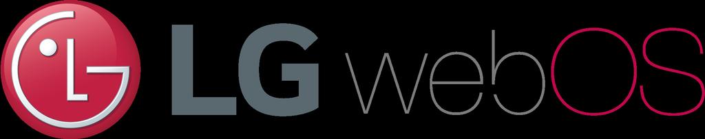 Logo de WebOS de LG