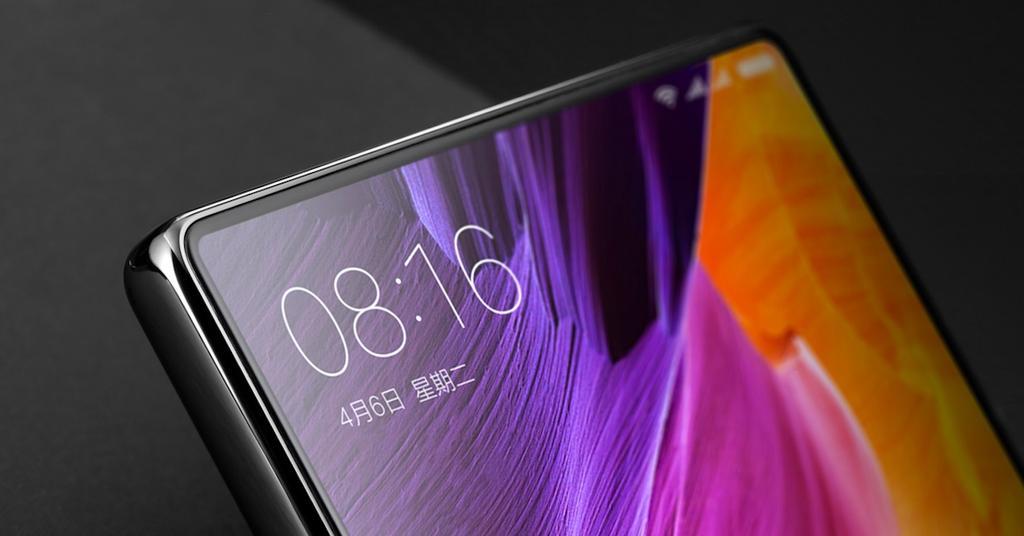 Concepto del Xiaomi Mi MIX 2S