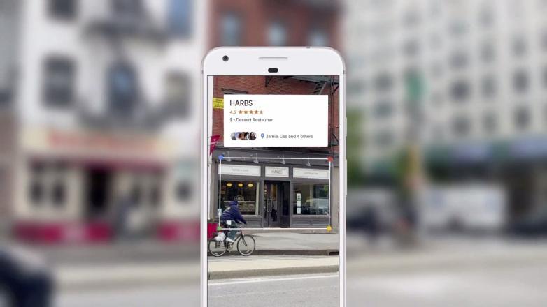 Uso de Google Lens en Android