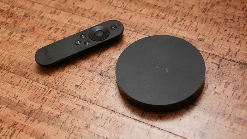 Reproductor Google Nexus Player