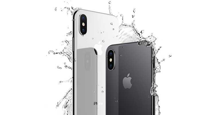 iPhone X bloqueado