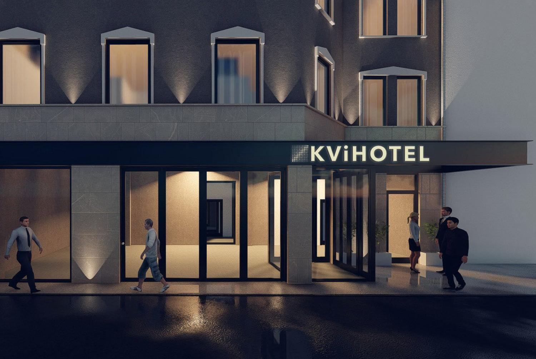 Hotel inteligente kvihotels
