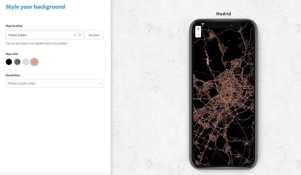 fondo de pantalla para el móvil