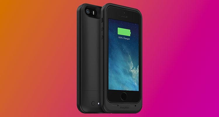 f6ec80e2354 Primera carcasa para el iPhone X con batería compatible con carga Qi